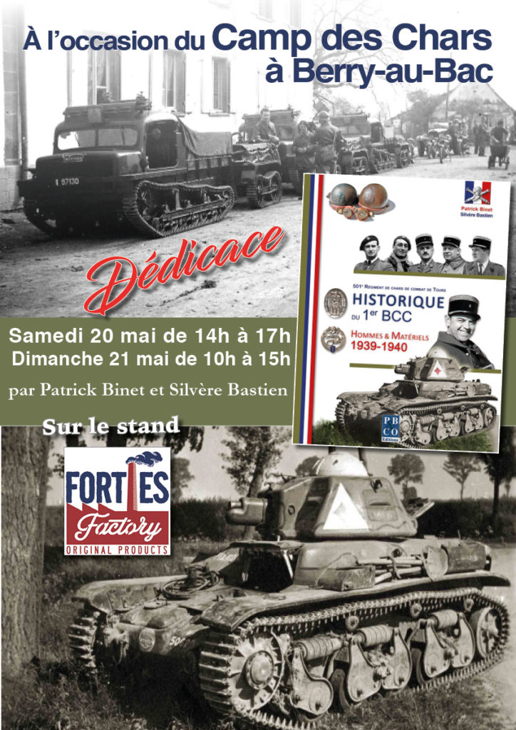 Forties-Factory.com à Berry-au-Bac, 20-21 mai 2017