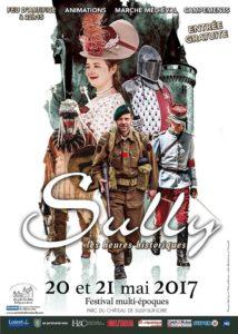 Les Heures Historiques de Sully sur Loire