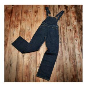 Jeans et Salopettes denim coupes rétro style années 40